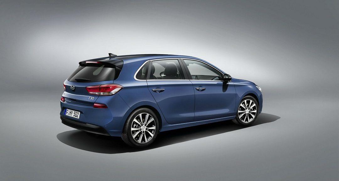 Herkes Için Yeni Bir Otomobil Yeni Nesil Hyundai I30 Otomobil